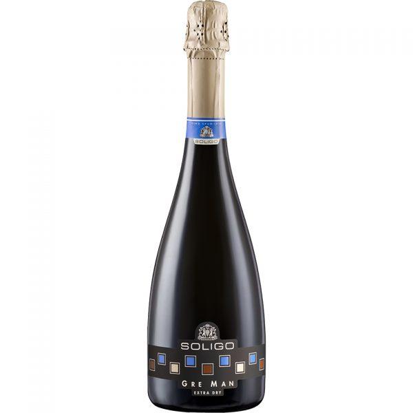 Soligo - Spumante extra dry Gre-man - Treviso - Enolike