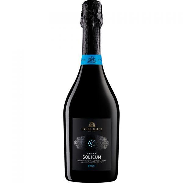 Soligo- Cuvée Solicum Brut Valdobbiadene - Enolike