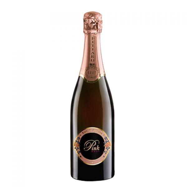 Pink Brut Rosato - Spumante metodo classico - Friuli VG - Enolike