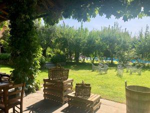Borgo San Daniele il giardino